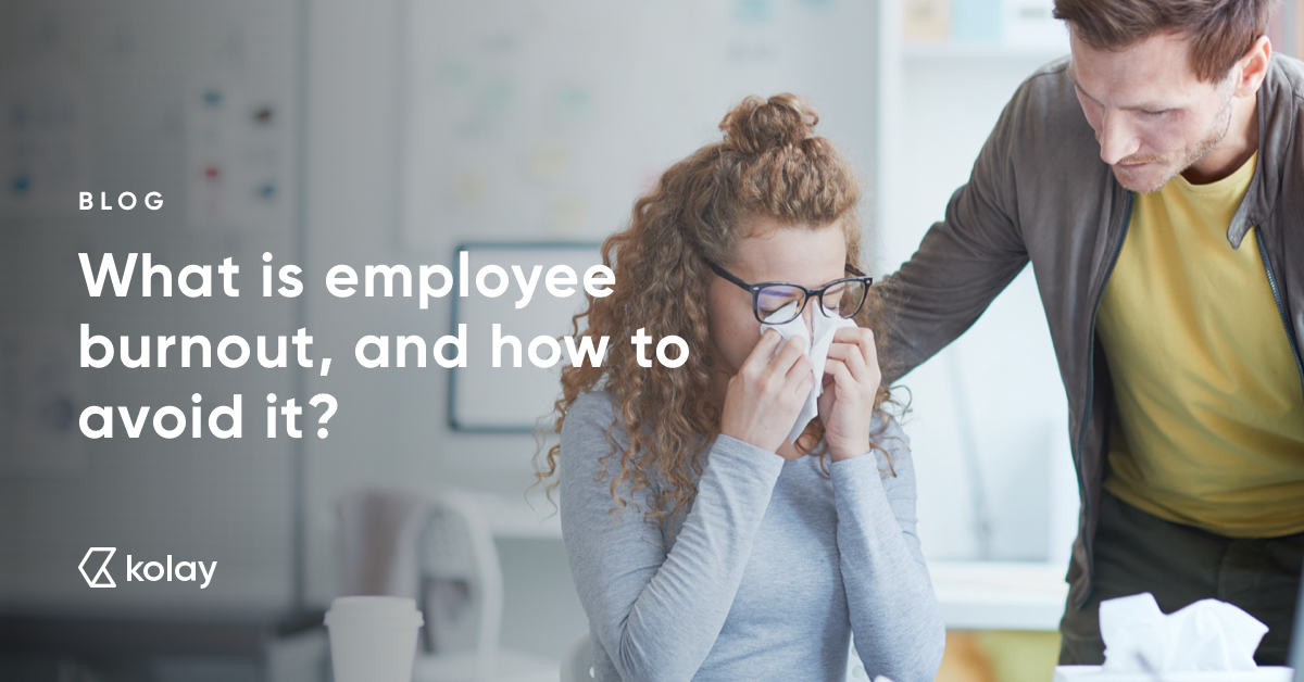 What is employee burnout, and how to avoid it?